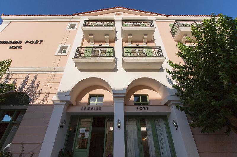 Samaina Port - Hotel - 8