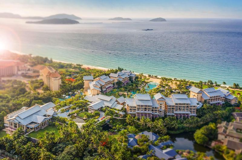 General view Hilton Sanya Resort & Spa