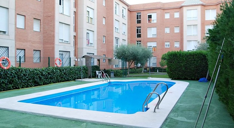 Fotos Apartahotel Apartamentos Vértice Bib Rambla