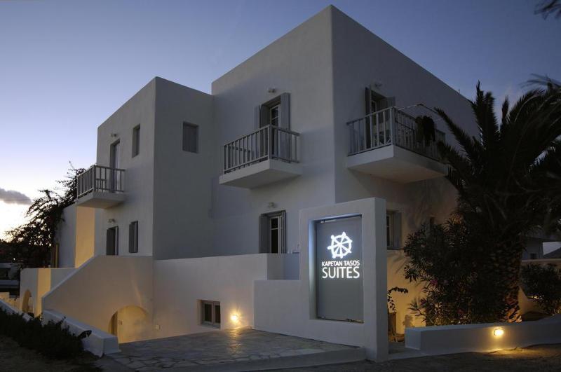 Capetan Tasos Apartments - Hotel - 9