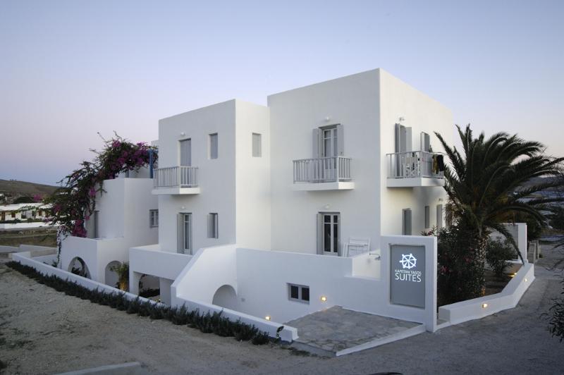 Capetan Tasos Apartments - Hotel - 8