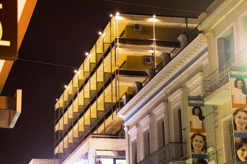 Mediterranee Htl Patra - Hotel - 3