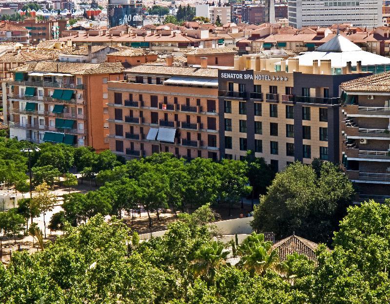 imagen de hotel Senator Granada Spa Hotel