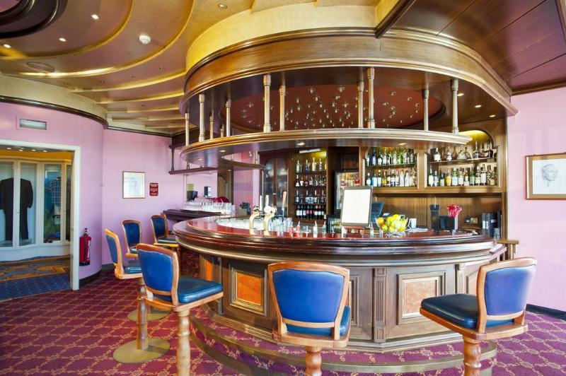 Bar Hallmark Hotel Bournemouth Carlton