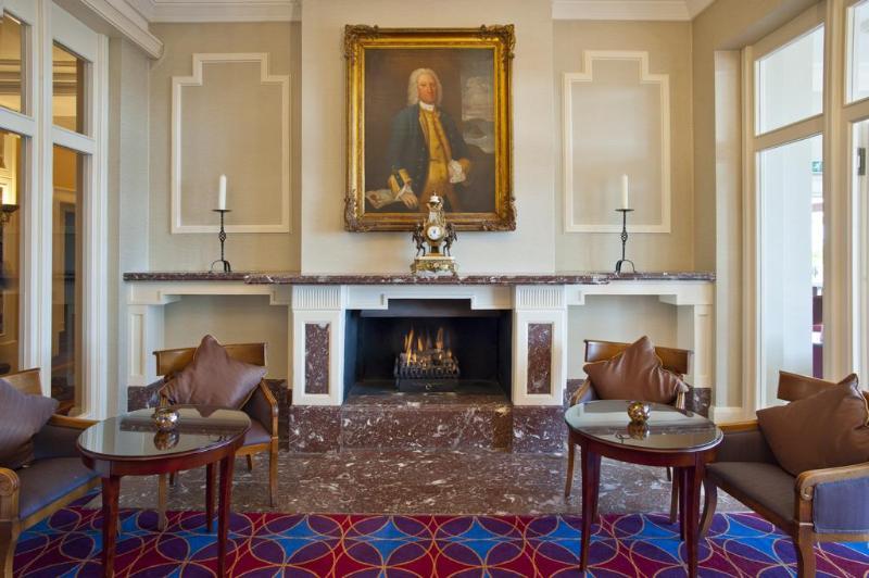 Lobby Hallmark Hotel Bournemouth Carlton
