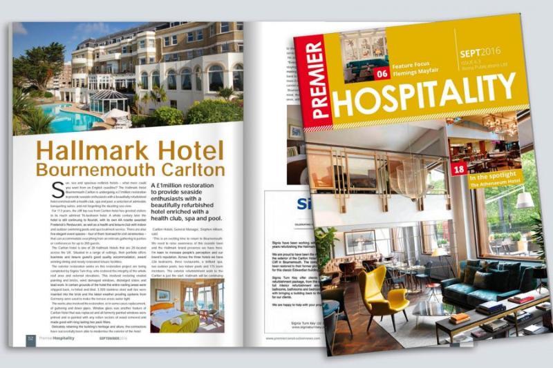 Beach Hallmark Hotel Bournemouth Carlton