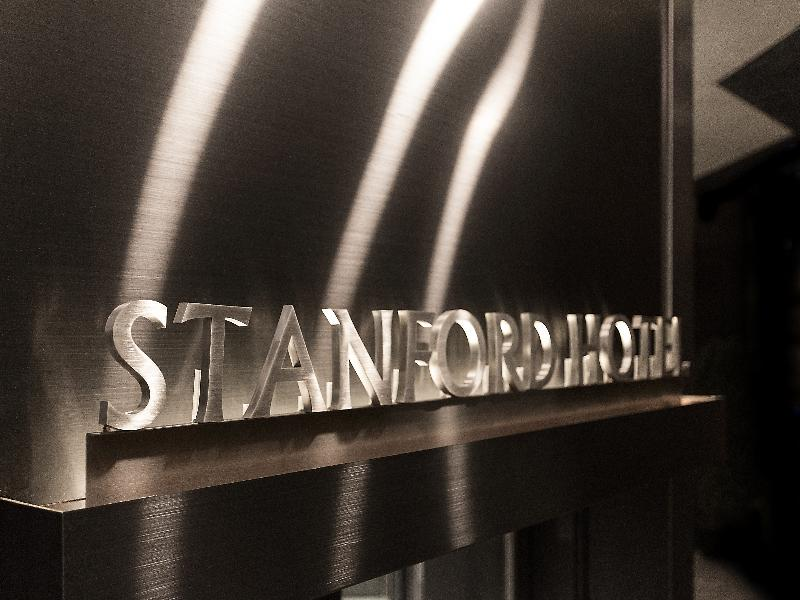General view Stanford Hotel Hong Kong