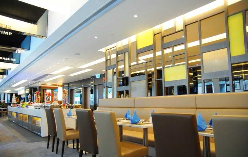 Restaurant Stanford Hotel Hong Kong