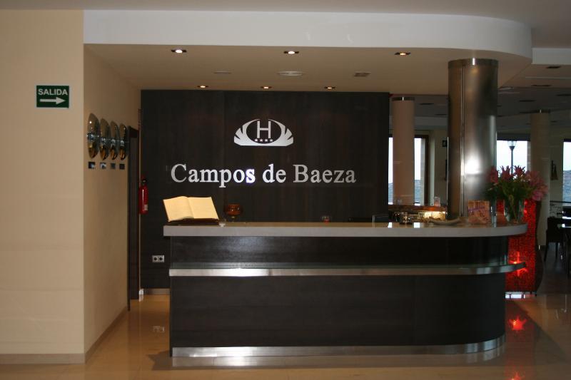 Lobby Campos De Baeza