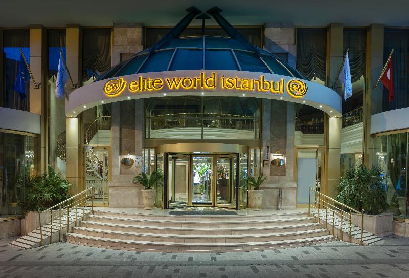 General view Elite World Istanbul
