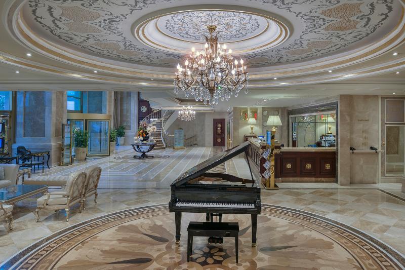 Lobby Elite World Istanbul