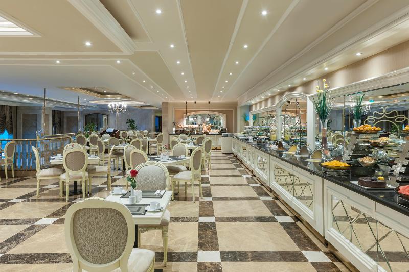 Restaurant Elite World Istanbul