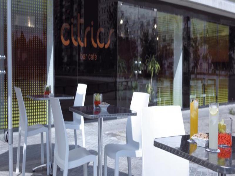 Bar Nh Barcelona Fira Suites
