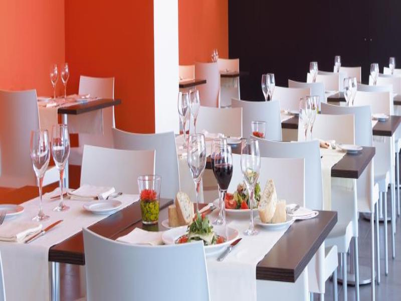 Restaurant Nh Barcelona Fira Suites