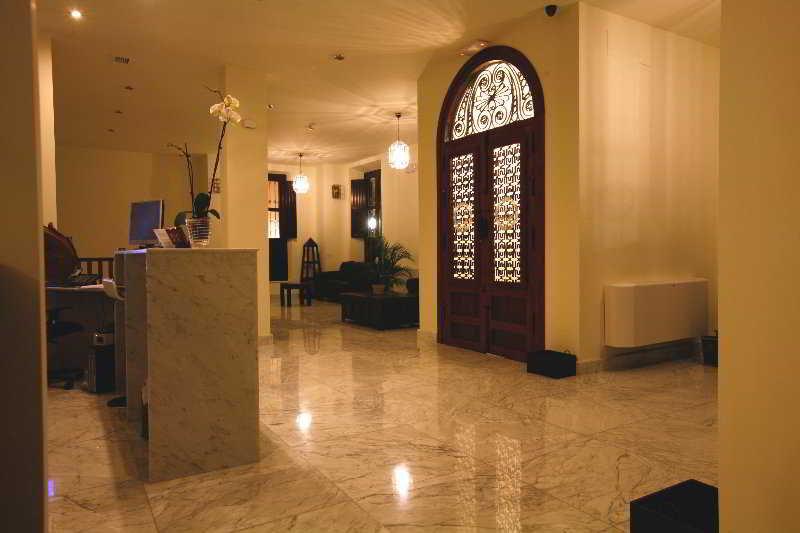 Lobby Casa Del Trigo