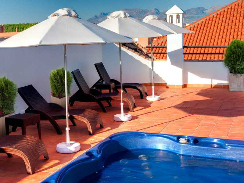 Pool Casa Del Trigo