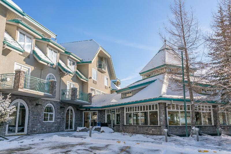 General view Best Western Plus Pocaterra Inn