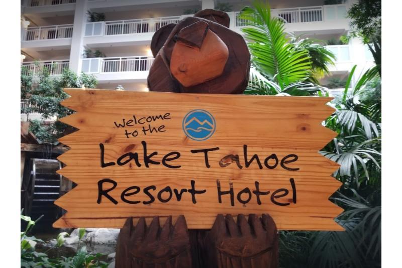 Lobby Lake Tahoe Resort Hotel