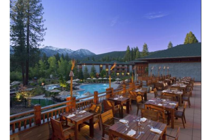 Terrace Lake Tahoe Resort Hotel