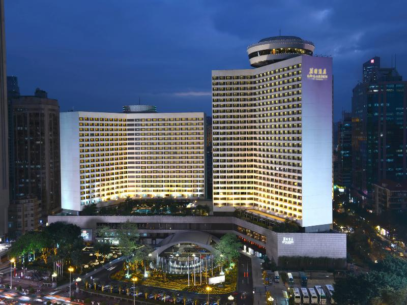 General view The Garden Hotel
