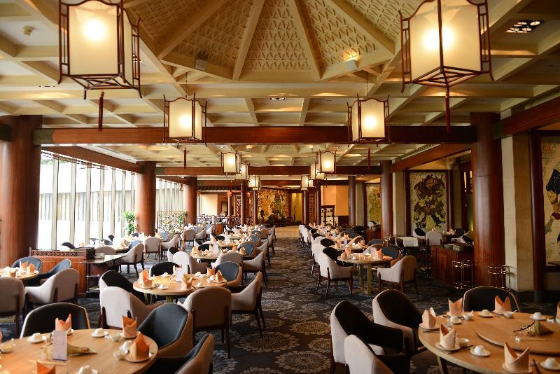 Restaurant The Garden Hotel