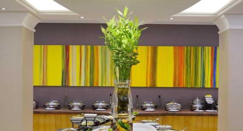 Restaurant Riyadh Marriott Hotel