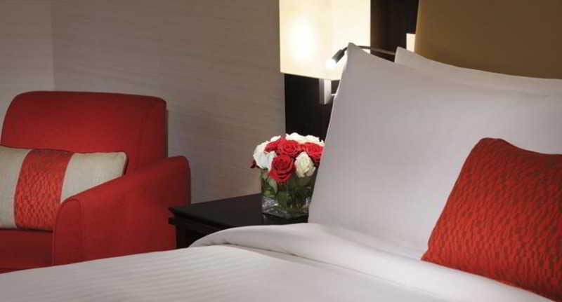 Room Riyadh Marriott Hotel