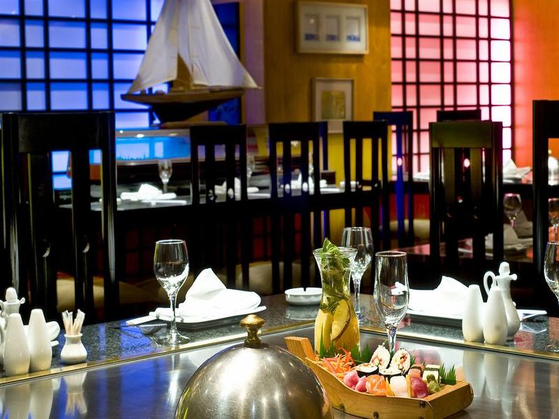Restaurant Radisson Blu Jeddah