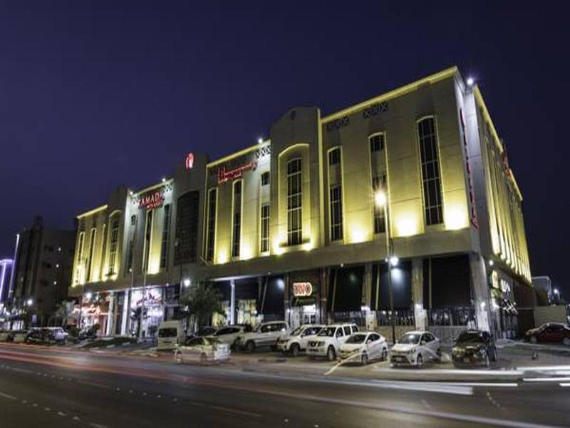 General view Ramada Dammam Hotel And Suites