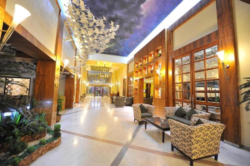 Lobby Ramada Dammam Hotel And Suites