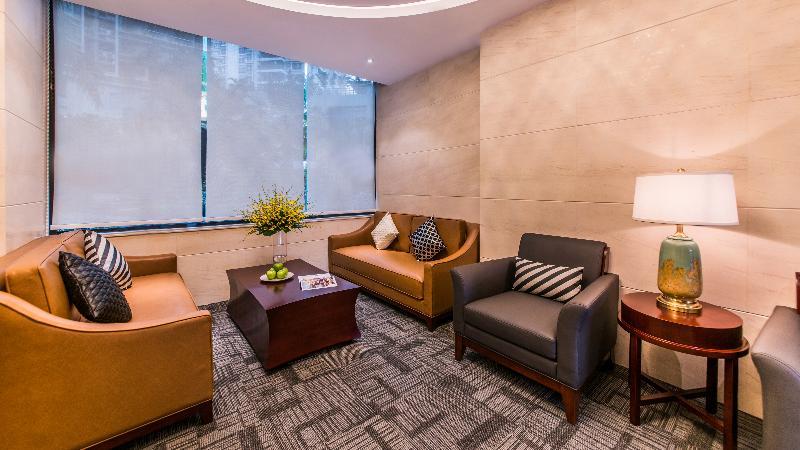 Lobby Springdale Serviced Residence