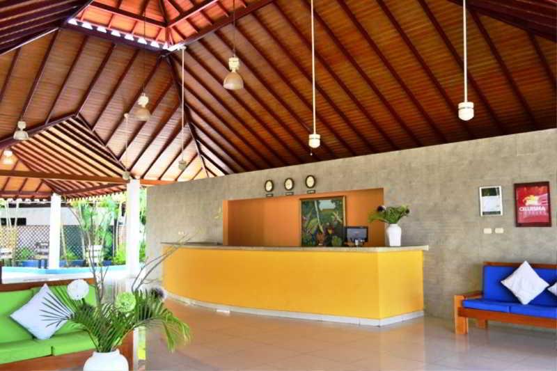 Lobby Puerta Del Sol Playa El Agua