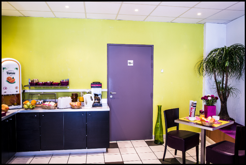 Restaurant Appart\' Hotel - Résidence La Closeraie