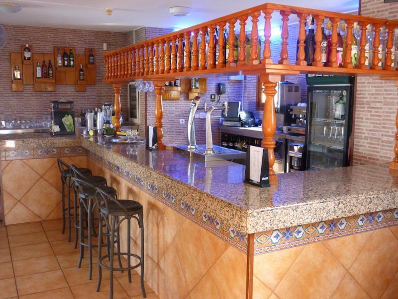 Bar Castillo Beach Bungalows