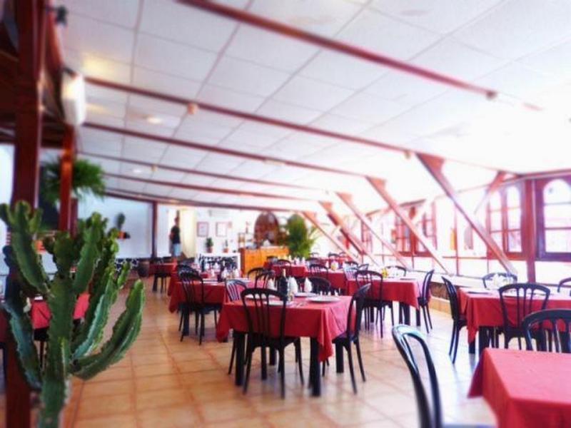 Restaurant Castillo Beach Bungalows