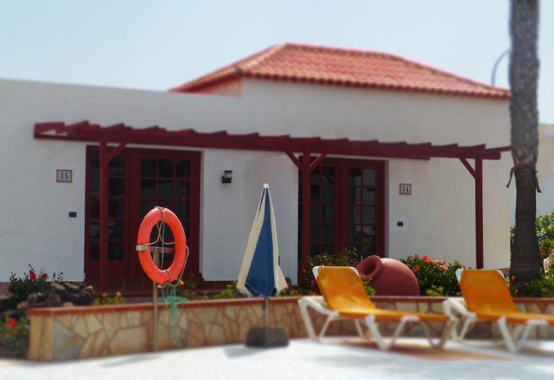 Terrace Castillo Beach Bungalows
