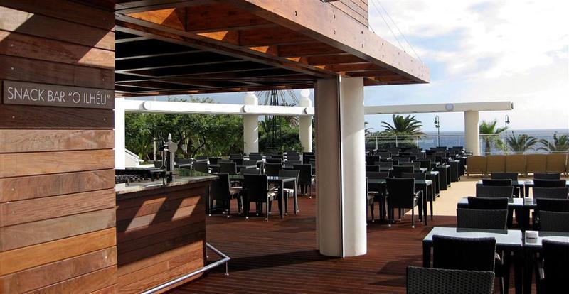 Bar Melia Madeira Mare