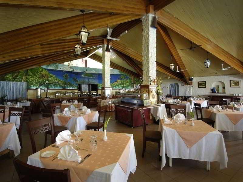 Restaurant Berjaya Praslin Beach