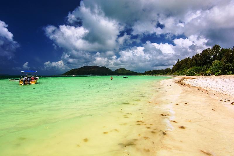 Beach Berjaya Praslin Beach