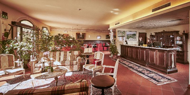 Lobby Park Hotel Le Fonti