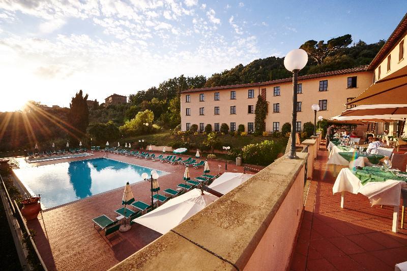 Pool Park Hotel Le Fonti