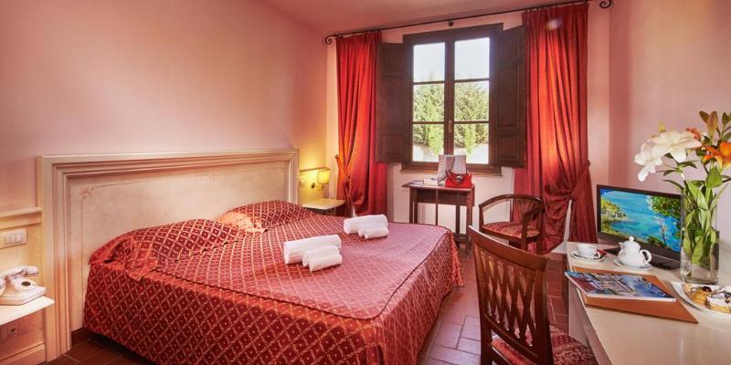 Room Park Hotel Le Fonti