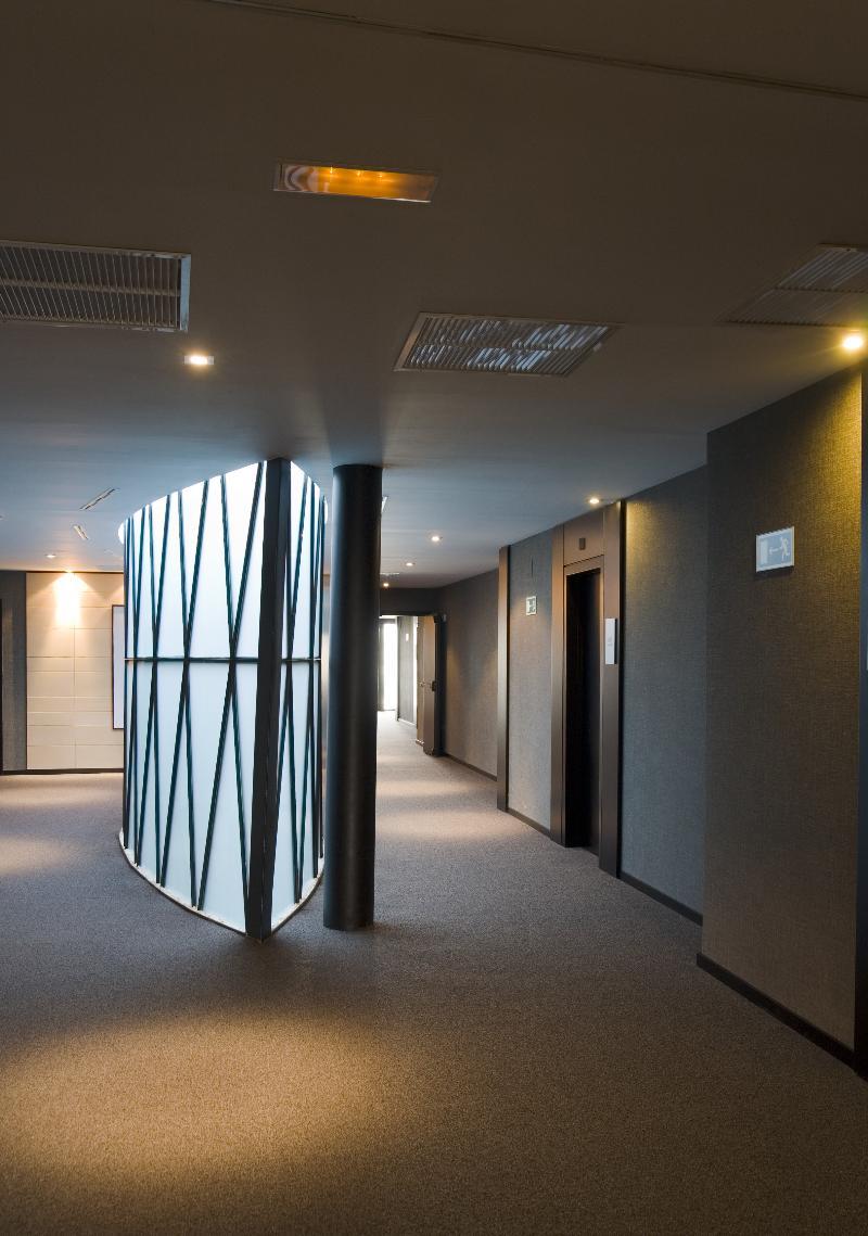 Lobby Eurostars Palace