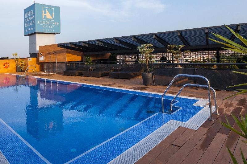 Pool Eurostars Palace