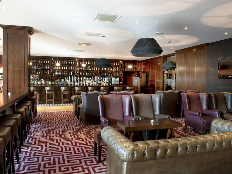 Bar Clayton Hotel Leopardstown