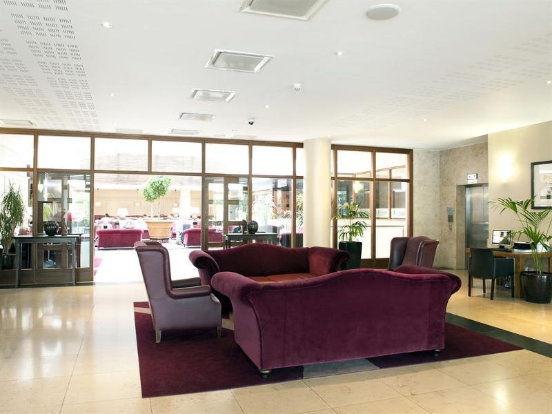 Lobby Clayton Hotel Leopardstown