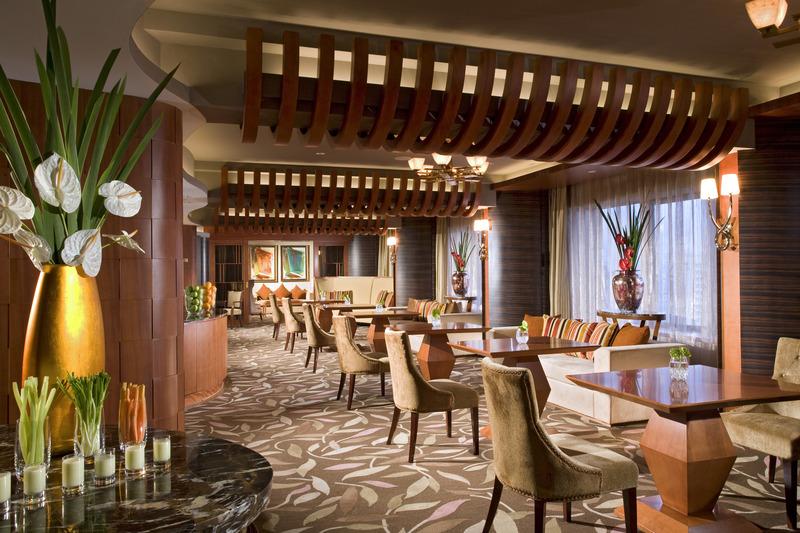 Lobby Swissotel Beijing Hong Kong Macau Center