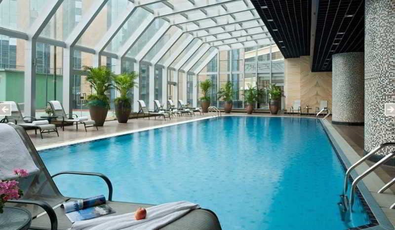 Pool Swissotel Beijing Hong Kong Macau Center