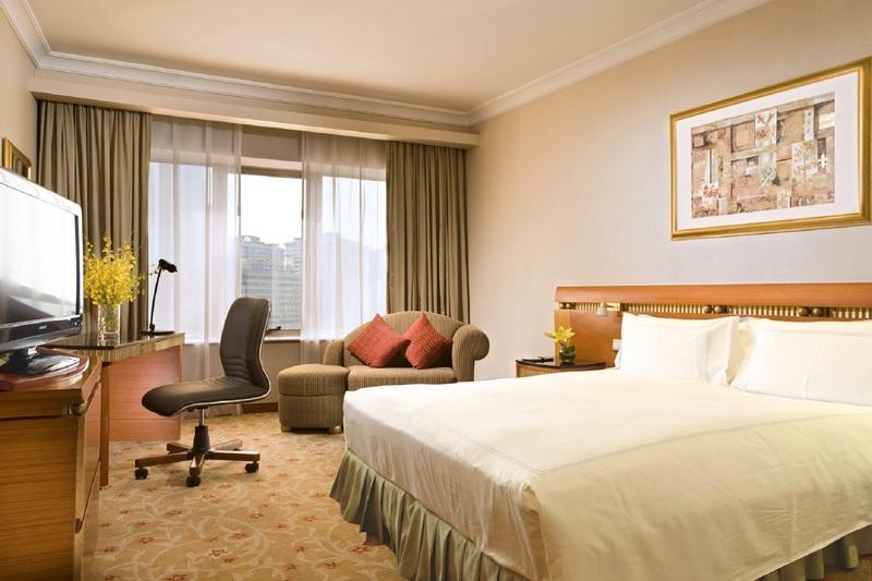 Room Swissotel Beijing Hong Kong Macau Center