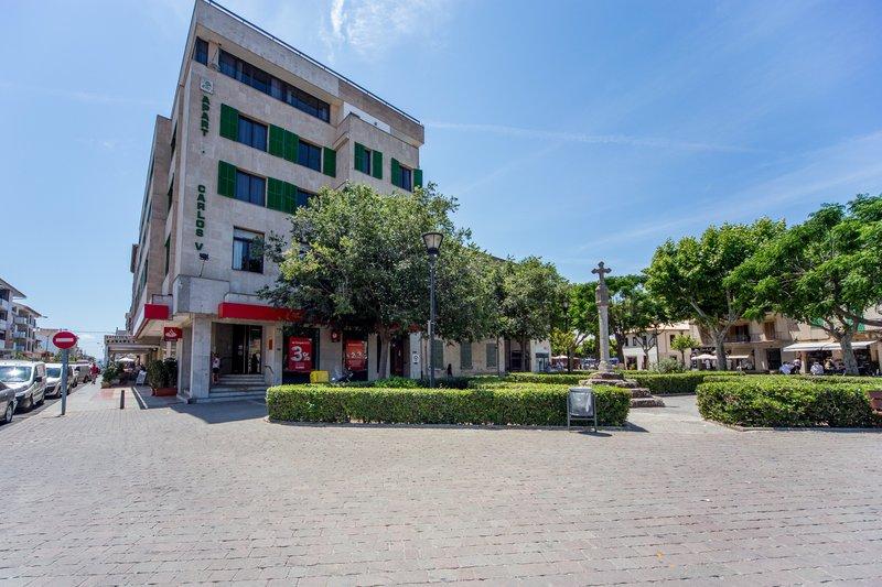 General view Apartamentos Carlos V